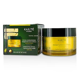 Karite hydra hydrating ritual hydrating shine mask (dry hair) 216918 200ml/6.9oz