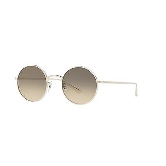 Oliver Peoples After Midnight OV1197ST 5036/32 Silver/Shale Gradient Sunglasses