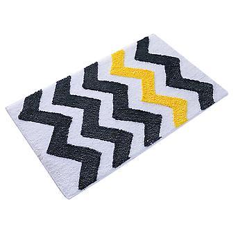 YANGFAN Accueil Modern Minimaliste Striped Floasting Mats