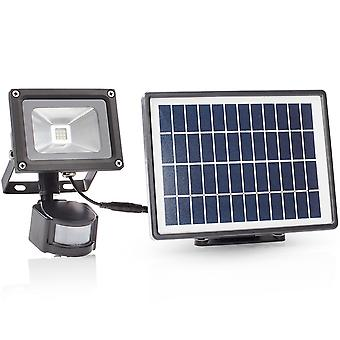 Solar cell safety lamp
