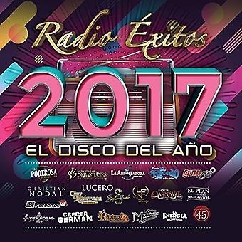 Various Artist - Radio Exitos 2017 El Disco Del Ano [CD] USA import