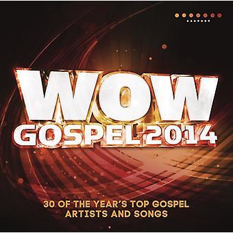 Wow Gospel 2014 - Wow Gospel 2014 [CD] USA import