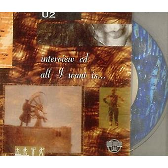 All I Want Is [CD] USA import