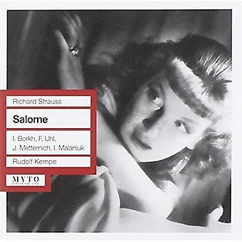Strauss / Uhl / Malaniuk / Borkh / Kuen / Kempe - Salome [CD] USA import