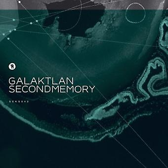 Galaktlan - Second Memory [CD] USA import