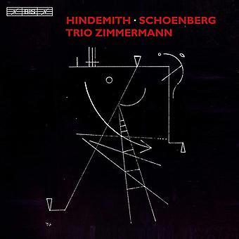 Schoenberg / Zimmermann - Trio Zimmermann [SACD] USA import