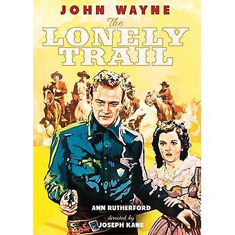 John Wayne - The Lonely Trail [DVD] USA import