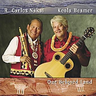 Nakai/Beamer - Our Beloved Land [CD] USA import