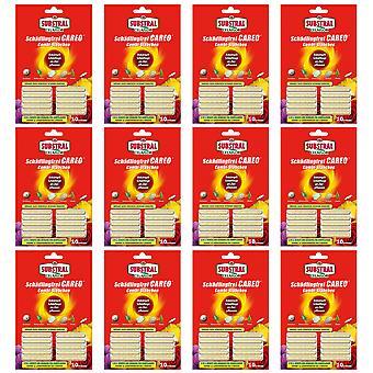 Sparset : 12 x SUBSTRAL® Celaflor® sans parasitage Careo® Bâtonnets Combi, 10 pièces