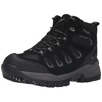 Propét Mens Ridge Walker Closed Toe Ankle Cold Weather Boots