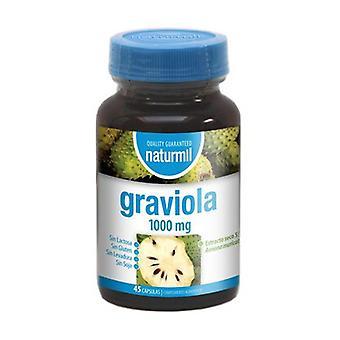 Anona Graviola 45 capsules de 1000mg