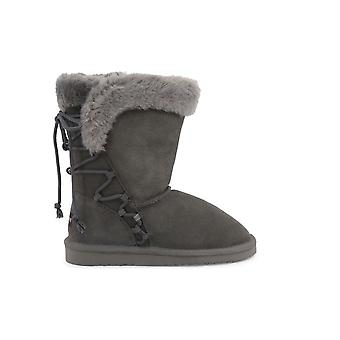 Laura Biagiotti - Shoes - Ankle boots - 5898-19_GREY - Ladies - gray - EU 36