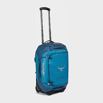 Osprey Rolling Transporter 40 Travel Luggage Blue