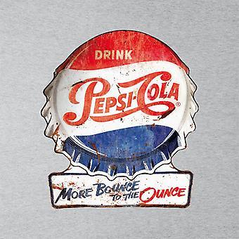 Pepsi Cola Meer Bounce To The Ounce Men's Sweatshirt