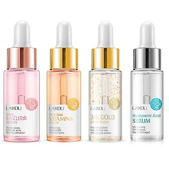 Gold Snail & Vitamin C Whitening Serum Hyaluronic Acid Skin Care Face Serum