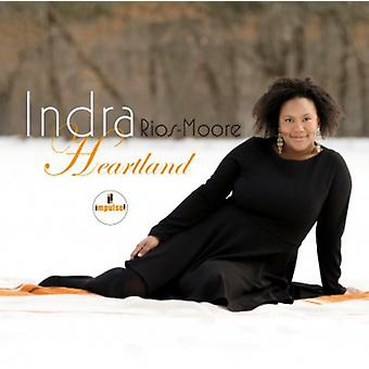 Indra Rios-Moore - Heartland [CD] USA import