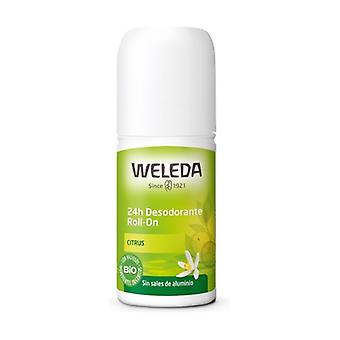 Déodorant Roll-On aux Agrumes 50 ml