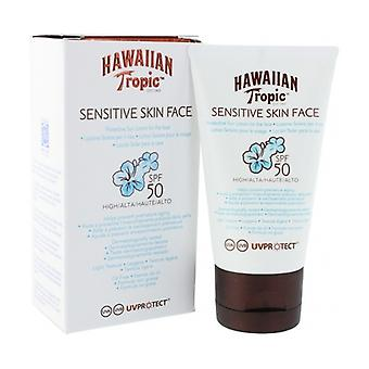 Ht Sensitive Skin Face Spf50 60 ml