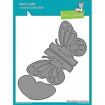 Lawn Fawn Pop-up Butterfly stirbt
