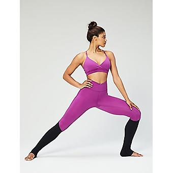 Brand - Core 10 Women's Icon Series - The Ballerina Sports Bra, violet, X-Small