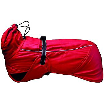 Ancol Muddy Paws Extreme Monsoon Dog Coat - Red - 50cm