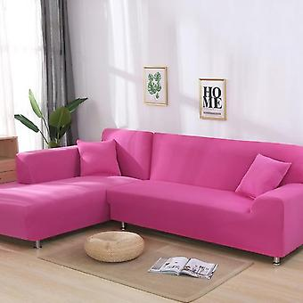 Sofa Covers voor woonkamer, slip-resistent - Sofa Cover Stretch L-vorm