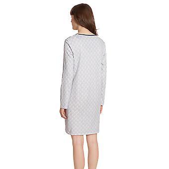 Rösch Smart Casual 1203546-15645 Kvinnor's Grafisk Minimal Nightdress