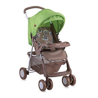 Lorelli barnvagn, buggy Terra fotlock, bord, justerbar, korg