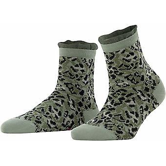 Falke Calcetines de Belleza Salvaje - Verde