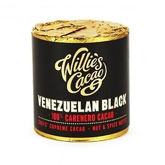 Willies - Venezuelan Black 100% Carenero Nut & Spice Notes