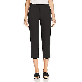 Aqua | Pantaloni tuxedo decupați