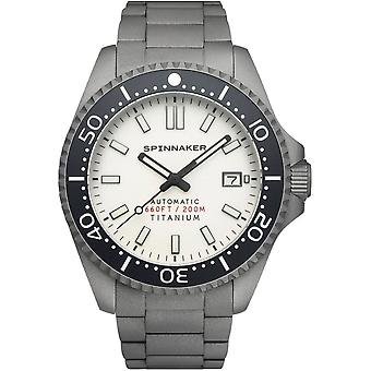 Spinnaker - Wristwatch - Tesei Titanium - SP-5084-22