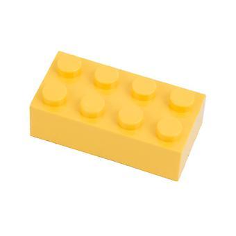 2x4 Malý stavebný blok Pixel vysoké tehly Legos