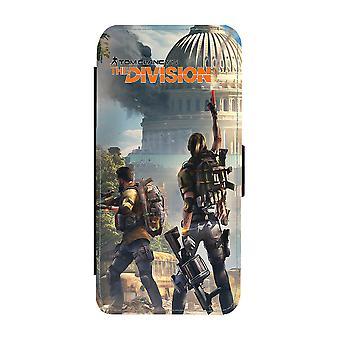Tom Clancys The Division Samsung Galaxy S9 Plånboksfodral