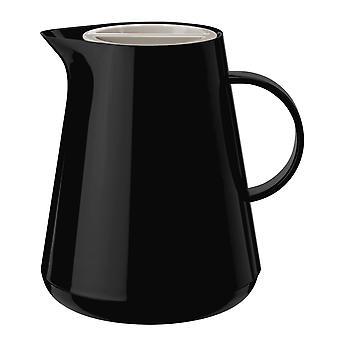 Rig-Tig Hottie insulating pot black 1 litre