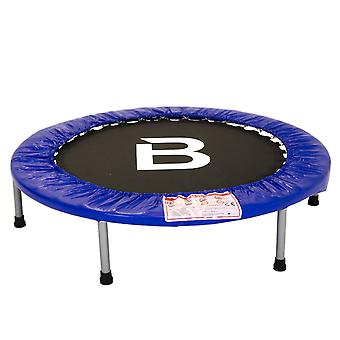 """Charles Bentley 40"""" 3ft Mini Fitness/Ejercicio Rebounder Trampoline Trampette Fitness"""