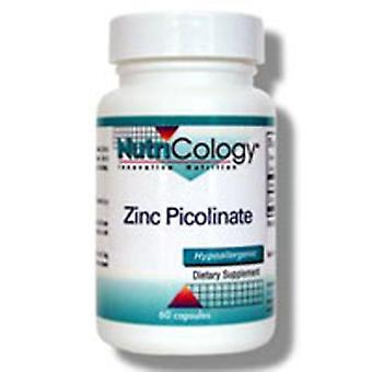 Nutricology/ Allergy Research Group Zinc Picolinate, 60 Caps