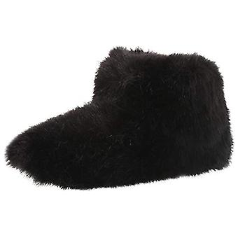 Ugg Australia Women's Shoes Amary Faux Fur Closed Toe Slip On Slippers