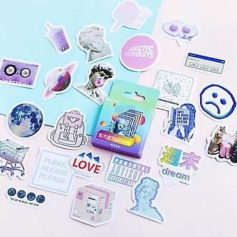 Waterproof Fun Stickers For Any Surface - Colorful