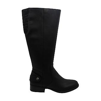 LifeStride Women's Shoes x-amy Leather Almond Toe Knee High Fashion Boots