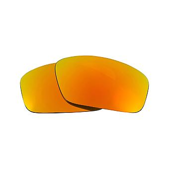 Polarized Replacement Lenses for Oakley Splinter Sunglasses Anti-Scratch Red