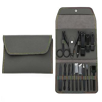 Nail Cutter Professional Stainless Steel Scissors - Nail Clipper Manicure Set