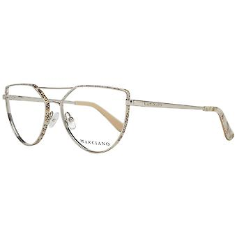 Gold Women Optical Frames