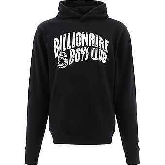 Billionaire B20425black Men's Black Cotton Sweatshirt
