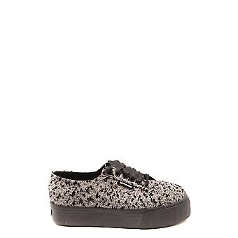 Superga Ezbc152004 Women's Multicolor Fabric Sneakers