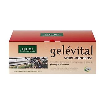 Gelevital sport single-dose 12 units of 10ml