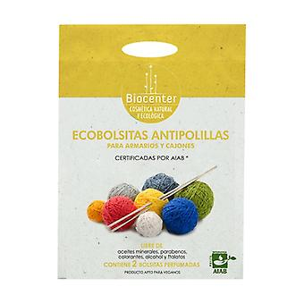 Ecological bags for the Mothproof wardrobe 2 units of 10g