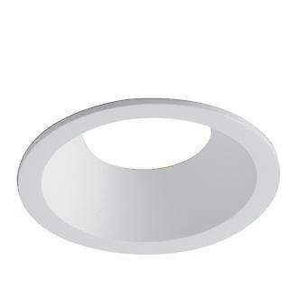 Fan Europe Antiglare Downlight Aluminium, Blanc, Gu10 - Aluminium antiglare downlight, Blanc, GU10 Lampholder Inclus