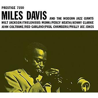 Miles Davis - Miles Davis & the Modern Jazz Giants [Vinyl] USA import