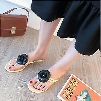 Women Jelly Shoes - Summer Flip Flops Beach Sandals